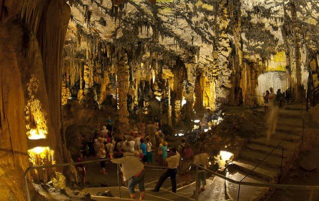 Пещерите Драк