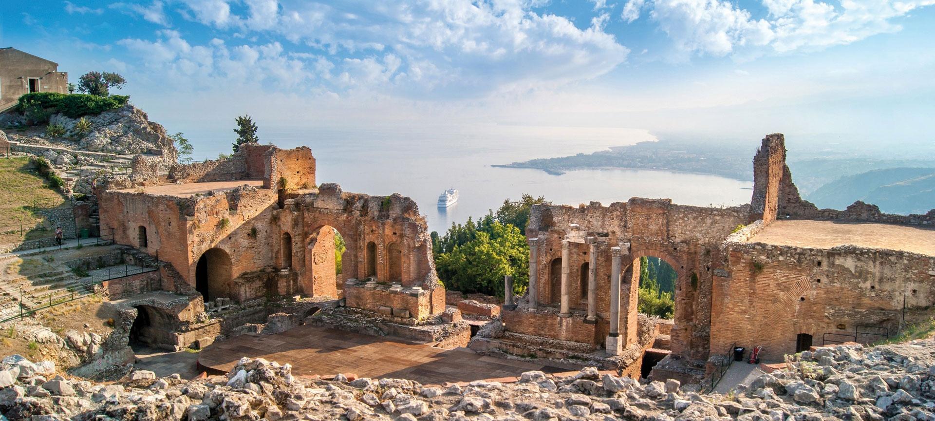 Запознайте се със самобитния и чуден свят на о. Сицилия!