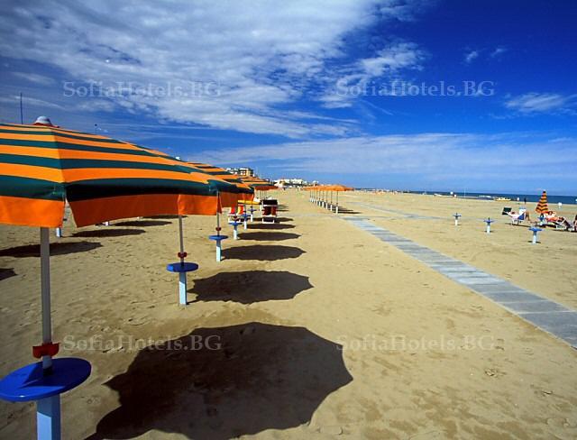 Calypso hotel ***, Адриатическо крайбрежие - Римини