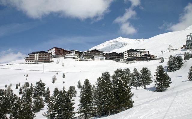 Alpenhotel Laurin, Hochgurgl, Otztal, Tirol, Австрийски Алпи - Soelden