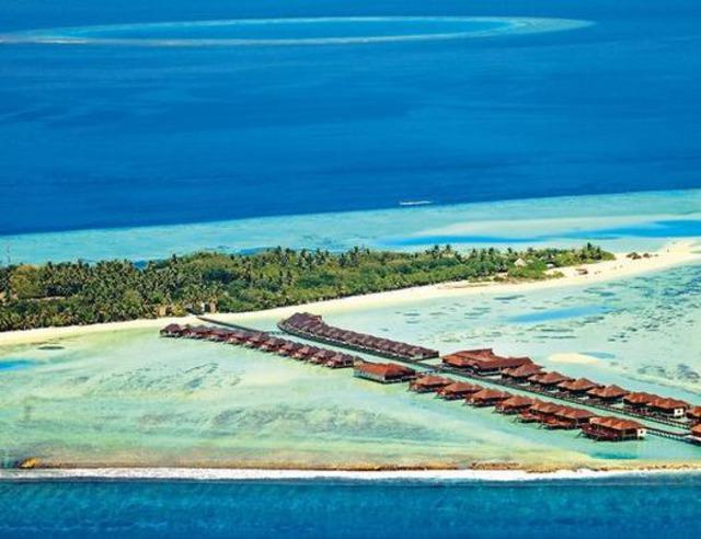 Paradise Island Resort & Spa 4*, Северен Мале Атол
