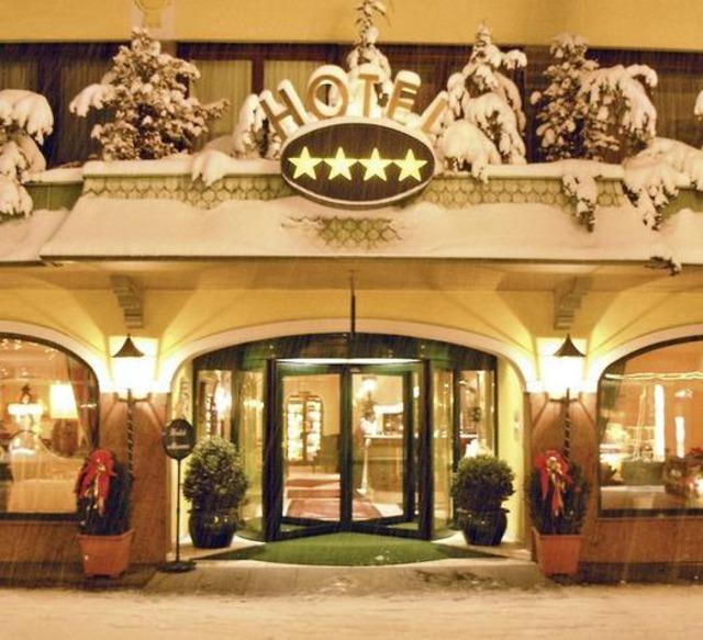 Hotel Schrofenstein ****Landeck, Инсбрук