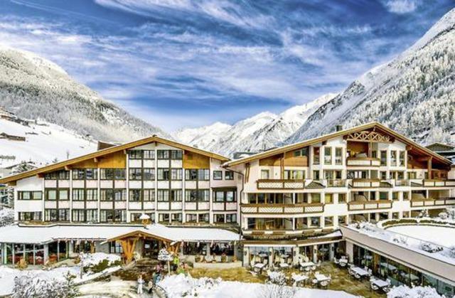 Das Central-Alpine.Luxury.Life *****, Австрийски Алпи - Soelden