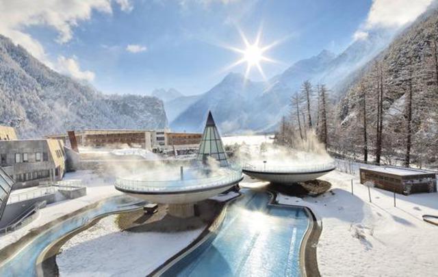 Hotel AQUA DOME - Tirol Therme Langenfeld****, Австрия