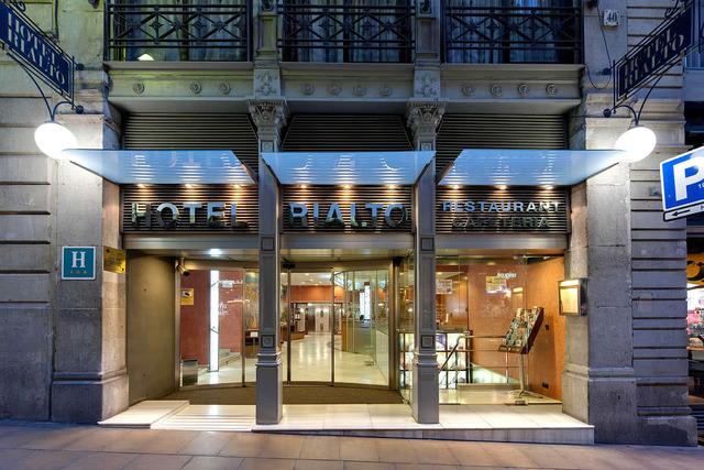HOTEL RIALTO BARCELONA *** 3•