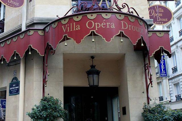 Хотел VILLA OPERA DROUOT**** 4•