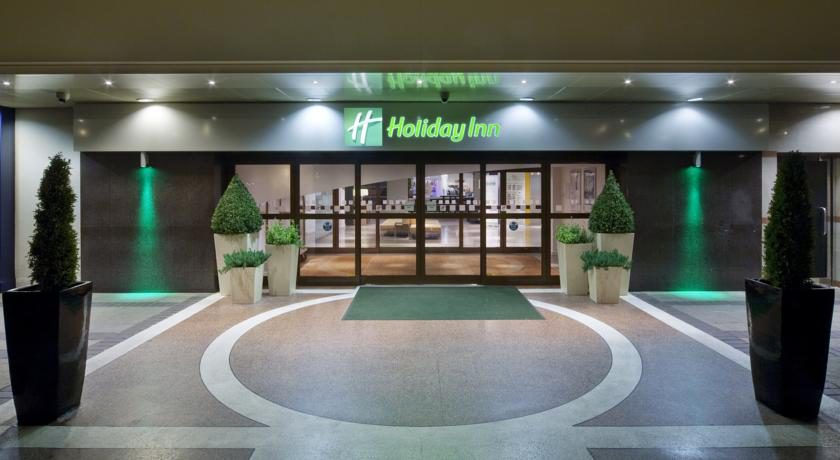 HOLIDAY INN BLOOMSBURY ****, Лондон