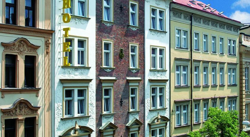 HOTEL CITY CLUB ***, Прага