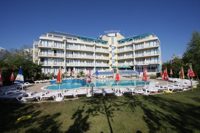 Хотел Аквамарин, Слънчев Бряг