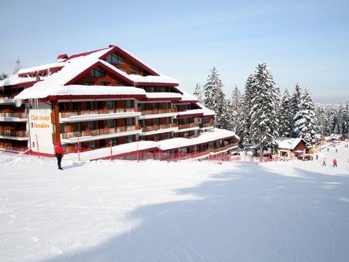 Почивка в Боровец, България - Клуб хотел Янакиев 4•