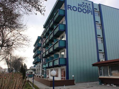 Почивка в Пловдив, България - хотел Хотел Родопи 3•