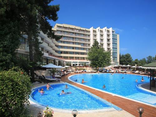 Почивка в Златни пясъци, България - хотел Хотел Еделвайс 4•