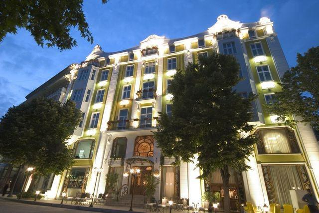 Гранд Хотел Лондон, Варна