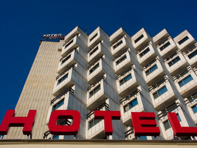 Хотел Ровно, Видин