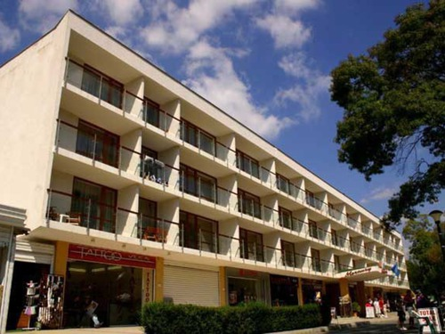 Почивка в Слънчев Бряг, България - хотел Хотел Меркурий 4•
