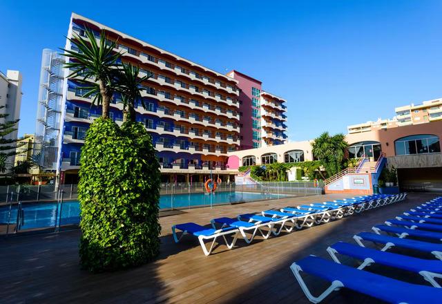 Fuengirola Park hotel 4•