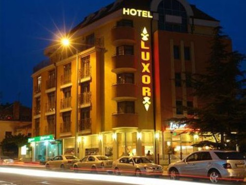 Почивка в Бургас, България - хотел Хотел Луксор 3•
