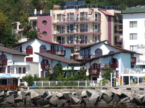 Почивка в Балчик, България - хотел Хотел Валео 3•
