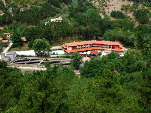 Почивка в Казанлък, България - хотел Хотел Пъстървата 3•