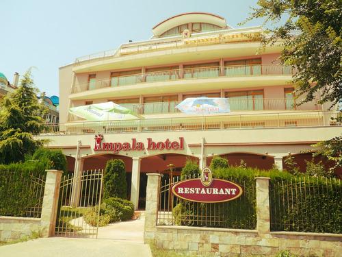 Почивка във Варна, България - хотел Импала Хотел 3•