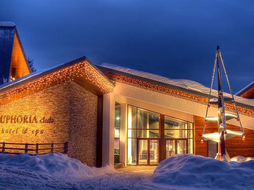 Почивка в Боровец, България - хотел Еуфория Клуб Хотел и Спа 4•