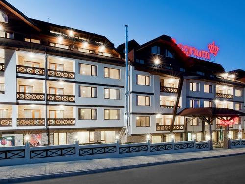Почивка в Банско, България - хотел Регнум Банско Апарт Хотел и СПА 5•