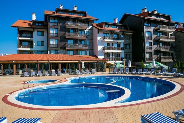 Balkan Jewel хотел, Банско