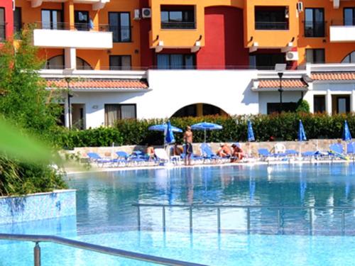 Почивка в Ахелой , България - Марина Kейп хотел 3•