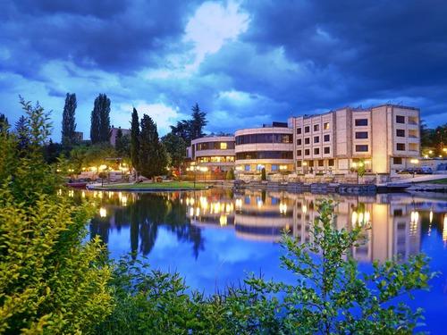 Почивка в Стара Загора, България - Парк хотел Стара Загора 5•