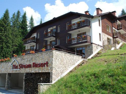 Почивка в Пампорово, България - хотел Стрийм Ризорт 3•