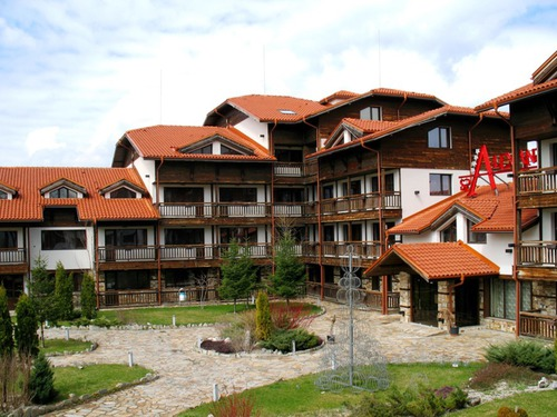 Почивка в Банско, България - хотел Хотел Александър 3•