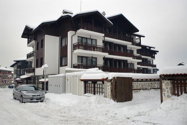 Апарт Хотел Уинслоу Елеганс, Банско