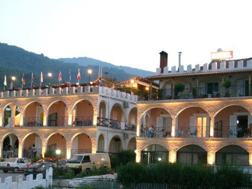 ������� �� ���������� ������� (������), ������ - ����� Hotel Alexiou 2�