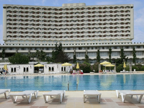 ������� �� ��������, ������ - ����� Athos Palace Hotel 4�