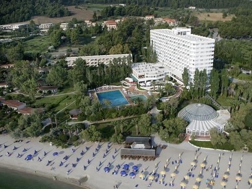 ������� �� ��������, ������ - ����� Pallini Beach Hotel 4�