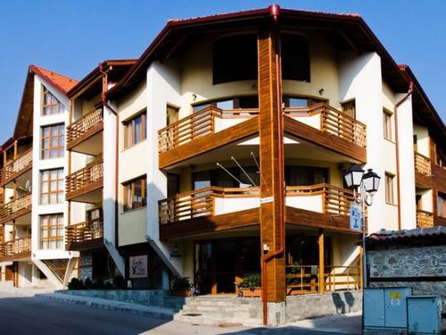 Почивка в Банско, България - хотел Апартаментен Хотел Ийгълс Нест 2•