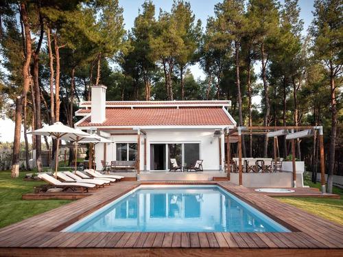 Почивка на Касандра, Гърция - хотел The White Villa at Sani 5•