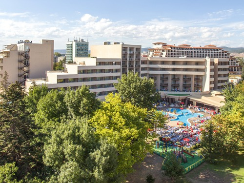 Почивка в Слънчев Бряг, България - хотел Лагуна Парк и Аква Клуб 4•