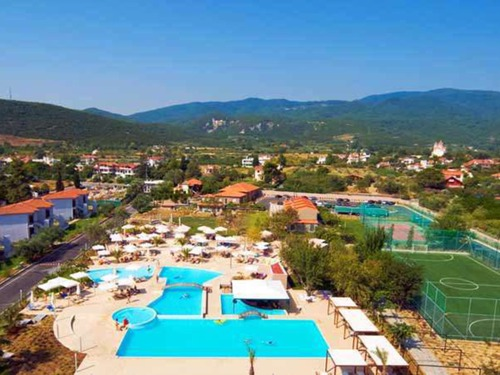 ������� �� ���� ����, ���� - ����� Cronwell Platamon Resort 5�