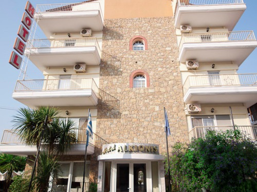 ������� � ����, ����  - ����� Alkyonis Hotel 2�