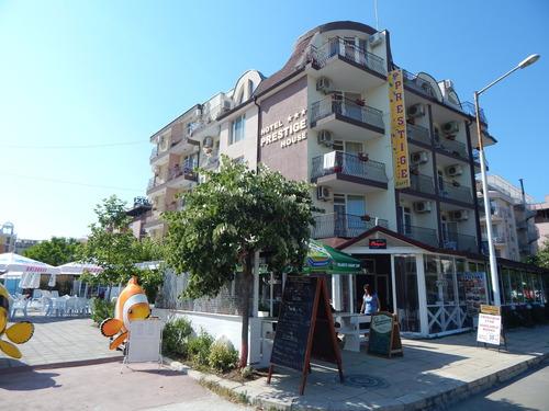 Почивка в Слънчев Бряг, България - хотел Престиж Хотел 3•