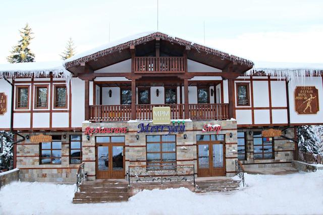 Хотел Мериан, Пампорово