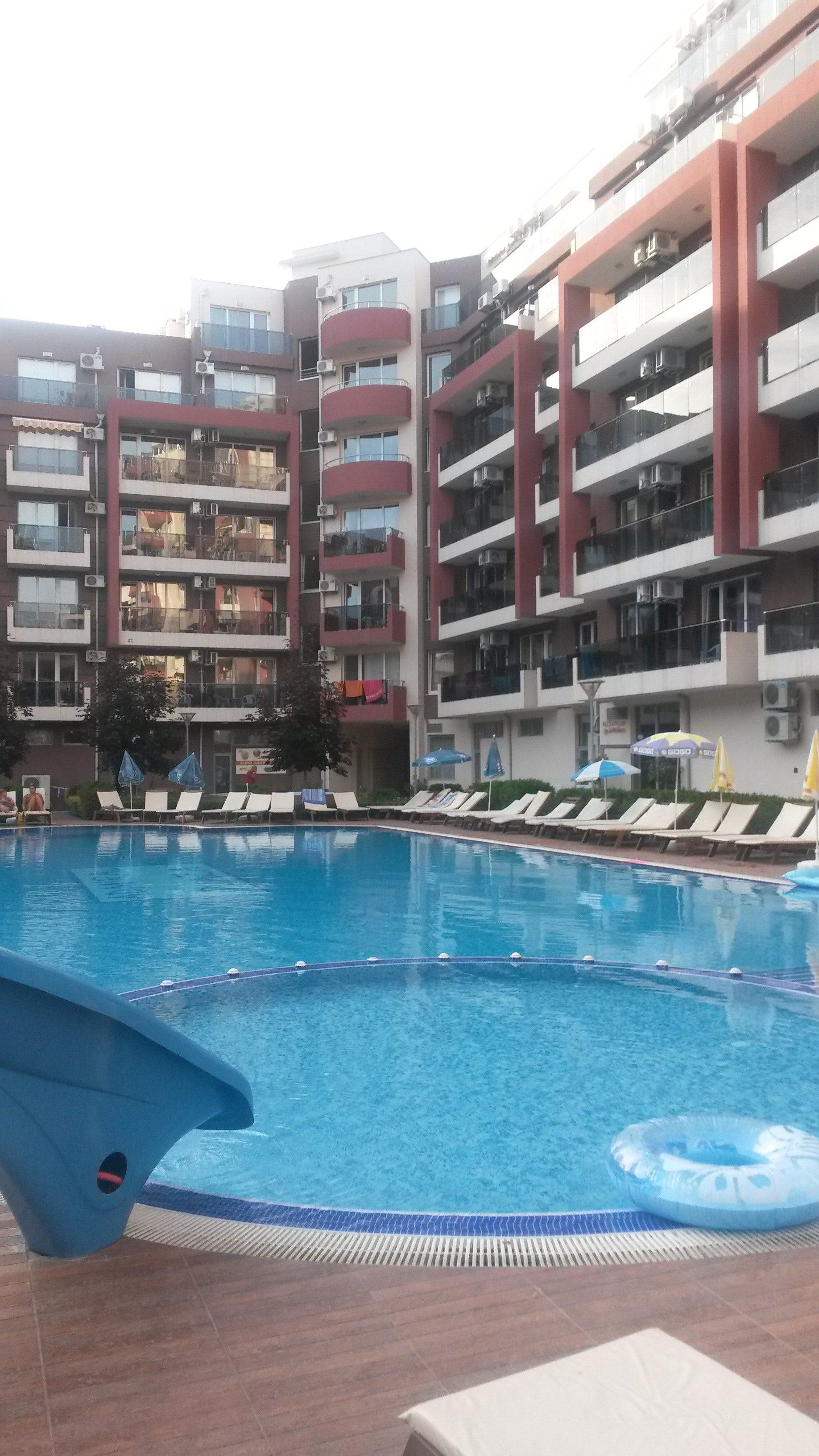 Admiral Plaza Apartments Persey, Слънчев Бряг