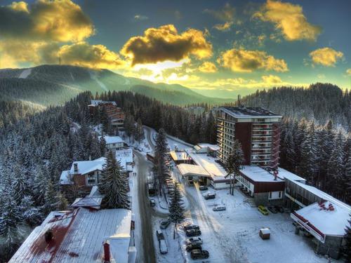 Почивка в Пампорово, България - хотел Мургавец Гранд Хотел 4•