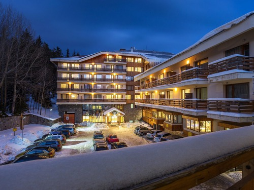 Почивка в Пампорово, България - хотел Хотел Перелик 3•