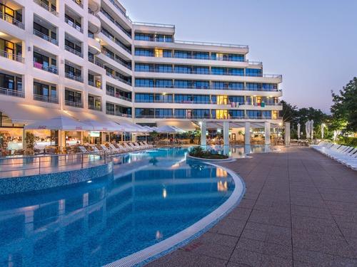 Почивка в Слънчев Бряг, България - хотел Хотел Глобус 4•