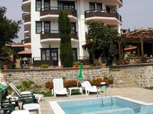Почивка в Слънчев Бряг, България - хотел Хотел Аугуста 3•