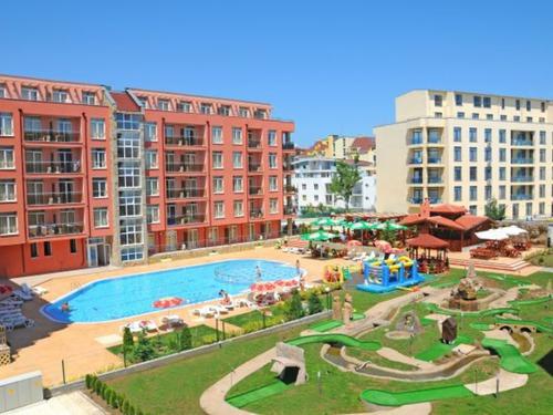 Почивка в Слънчев Бряг, България - хотел Комплекс Рейнбоу Апартамент 3•