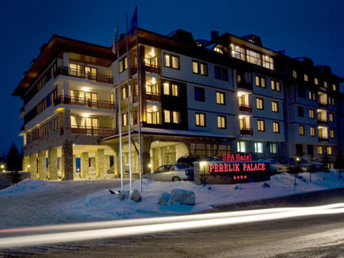 Почивка в Пампорово, България - хотел СПА Хотел Перелик Палас 4•