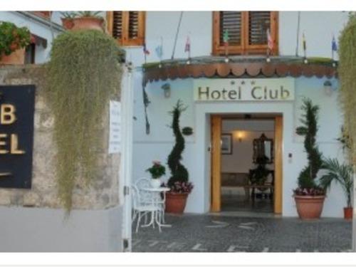 Почивка в Соренто, Италия - хотел Hotel New Club ♦♦♦ 3•